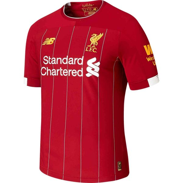 Pre Order Liverpool 2019/20 home jersey