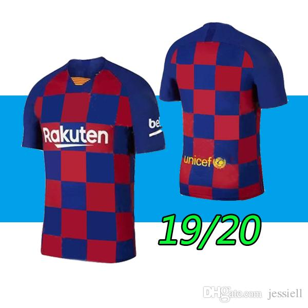 outlet store d3790 8fa21 Barcelona 2019/20 home jersey Archives - JerseyGreat Sport Store