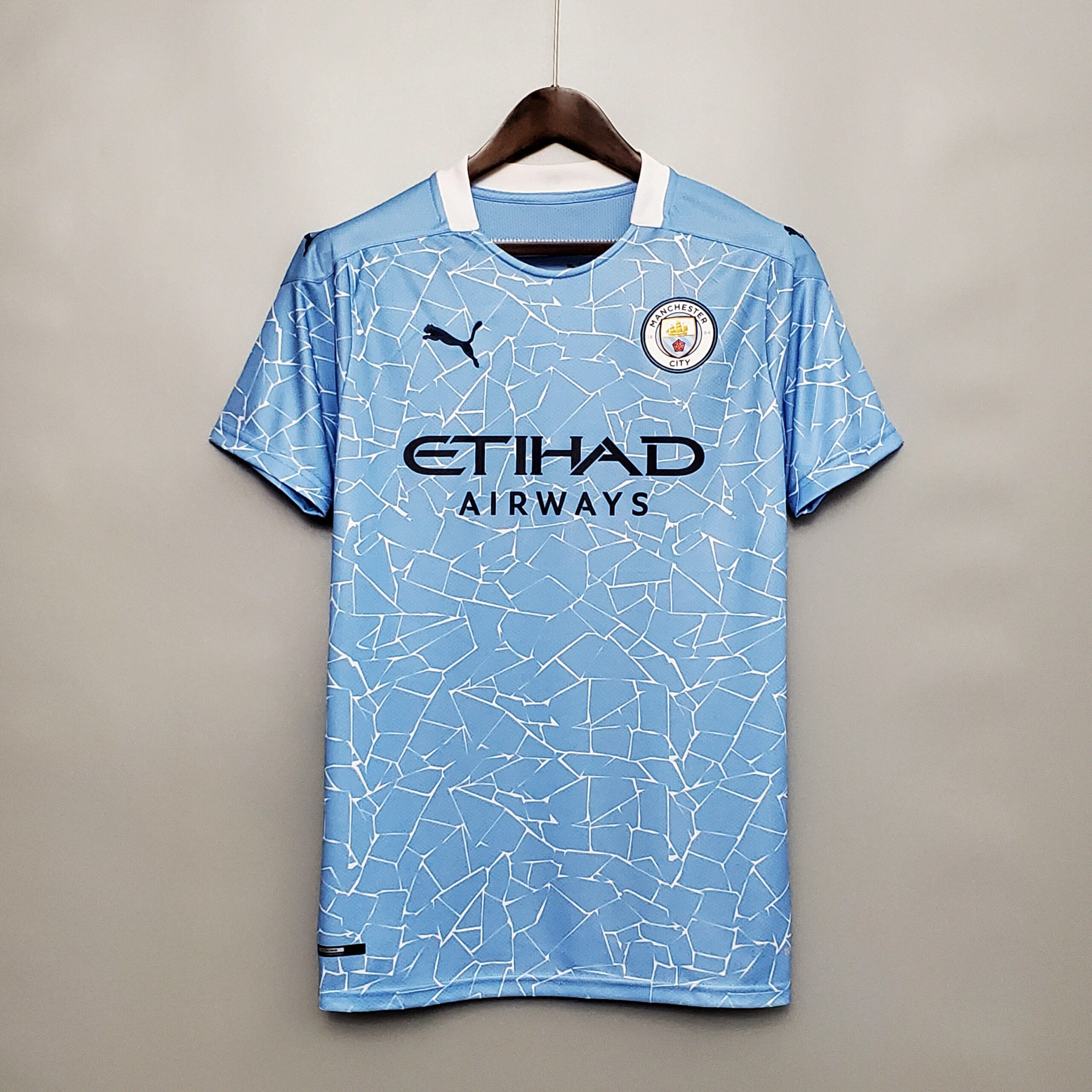 Manchester City 2020/2021 Home jersey